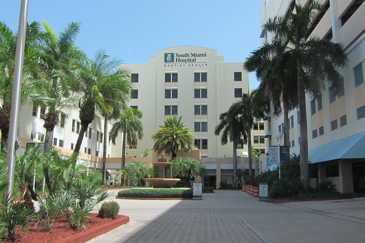 South Miami Hospital Clinical Expansion – William R. Nash