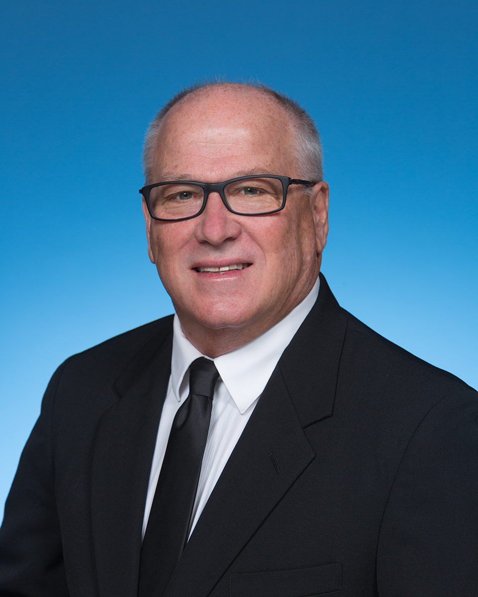Russell Nash President CEO