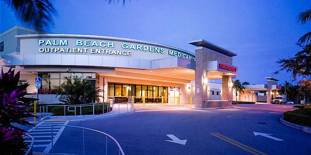 Palm Beach Gardens Emergency Room