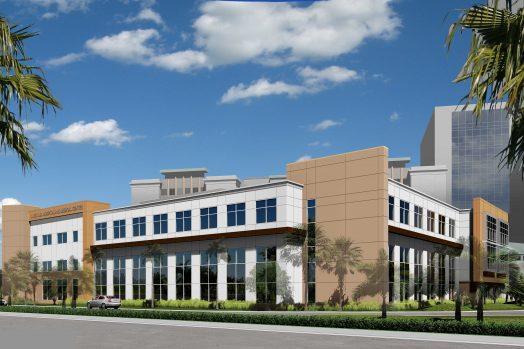 HCA Westside Regional Medical Center Expansion  William R