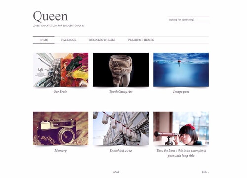 queen-blogger-template-500x360