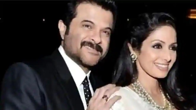Anil Kapoor would touch Sridevi's feet every time they met ...