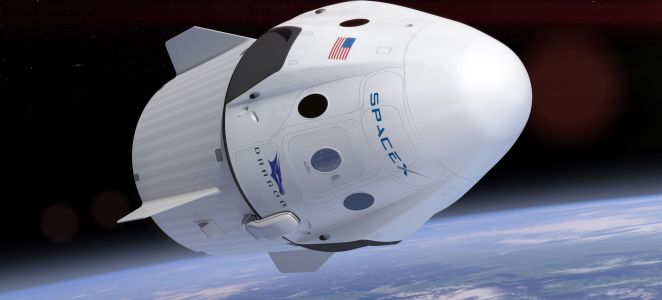 SpaceX Crew Dragon Capsule Nails In-Flight Abort Test! Next Stop ...