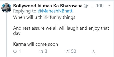 mahesh bhatt sushant singh rajput mahesh bhatt's twitter mahesh bhatt's controversy sushant singh rajput's death mahesh bhatt sushant singh rajput mahesh bhatt's twitter mahesh bhatt's controversy sushant singh rajput's death