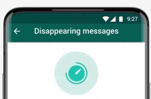 How to use the new WhatsApp disappearing messages feature on Android smartphones, iPhone, JioPhone and web