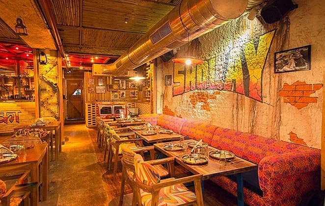 Amazing Restaurants Owned by Indian Celebrities