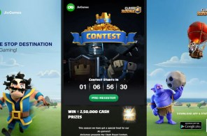JioGames Clash Royale Tournament to Start From November 28, Cash Prizes Worth Rs. 2.5 Lakhs Up for Grabs
