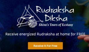 "[FREE] Get Free ""Rudraksha Diksha Kit"" | All Users | Isha Foundation"