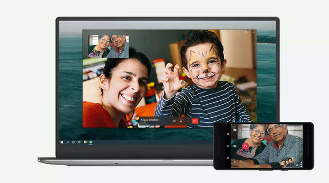 How to make WhatsApp voice and video calls on desktop
