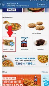 Dominos Loot – Get Garlic Bread In Just Rs.1   All User