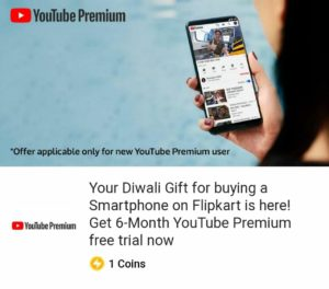 YouTube Premium 6 Month Membership For Free