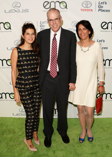 Bill+McKibben+Marisa+Tomei+23rd+Annual+Environmental