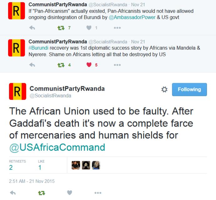 Burundi tweet 3