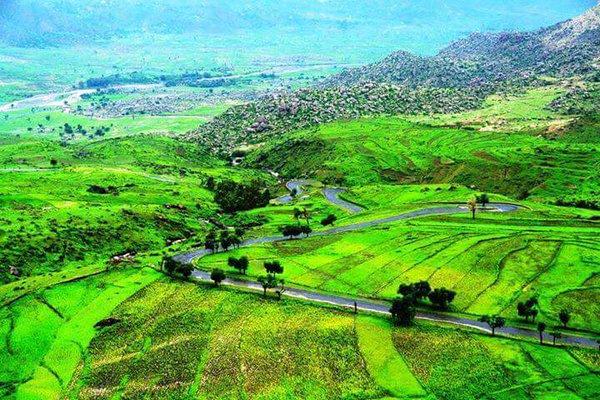 Eritrea Countryside
