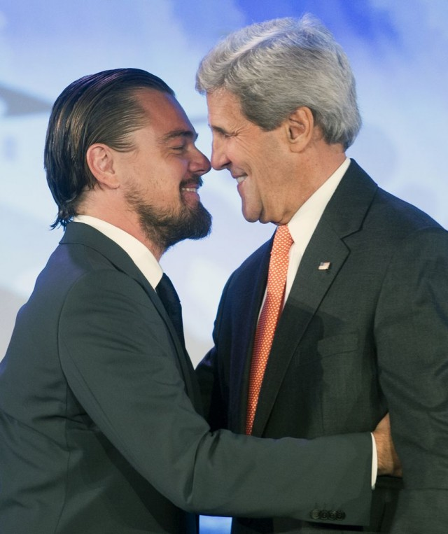 leo and kerry 2014