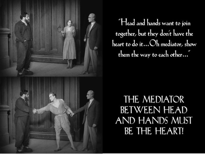 Metropolis Heart