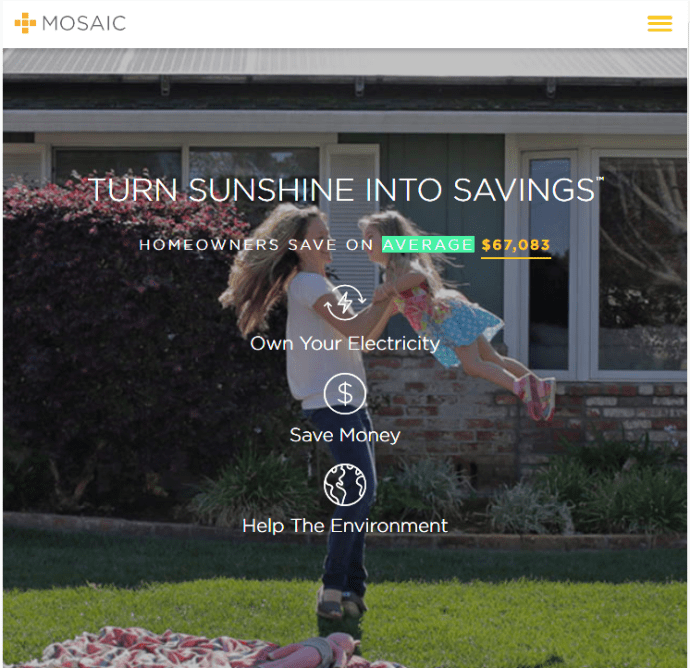 Mosaic Savings