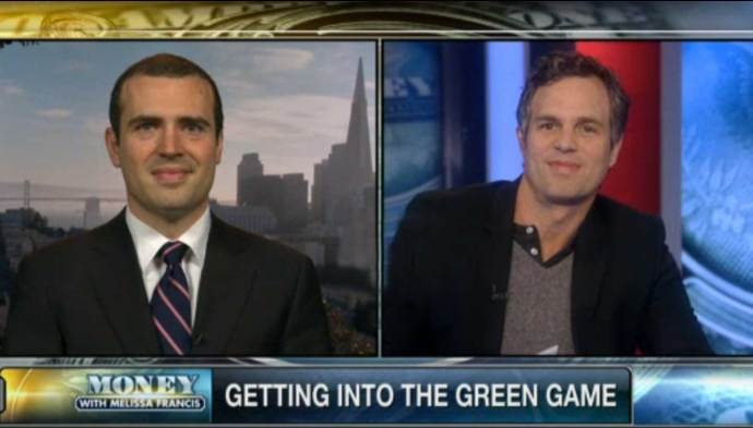 Parish Ruffalo Green Game