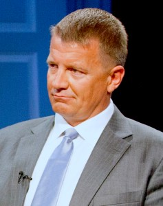 Erik Prince: founder and former CEO of the private mercenary company Blackwater, now known as Academi