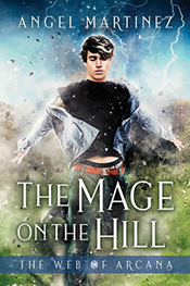 The Mage on the Hill book cover