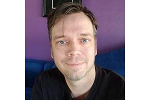 David R Slayton author photo