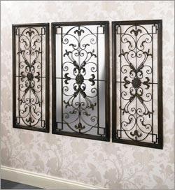 Wrought Iron Decorative Wall Panels, Wrought Iron Panels