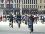 Akurat była jakaś impreza dla rowerzystów