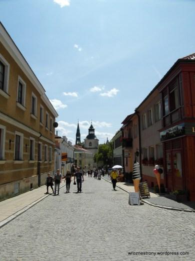 Ulica Opatowska