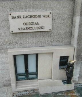krasnoludzki oddział banku