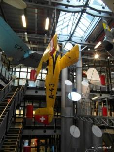 Wystawa samolotów, Niemieckie Muzeum Techniki
