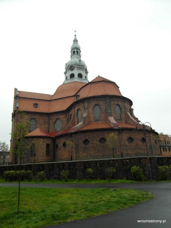 Nikiszowiec, kościół św. Anny