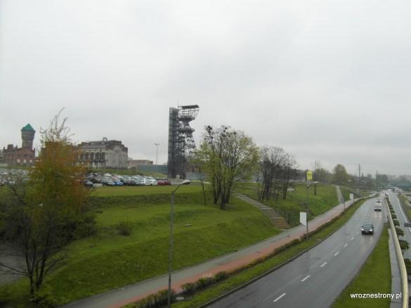 Muzeum Śląskie z zewnątrz