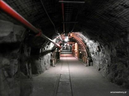 Podziemne korytarze