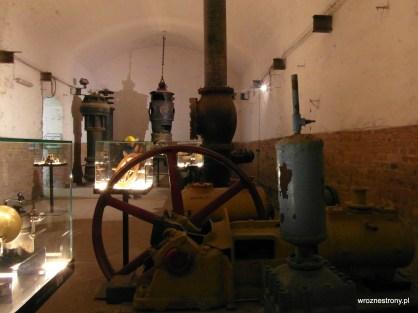 Dawne urządzenia górnicze