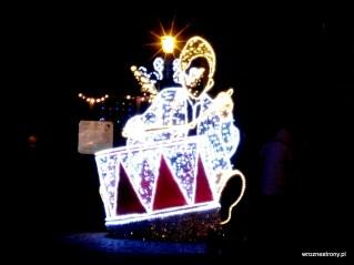 Świąteczny Gdańsk - czyżby blaszany bębenek?