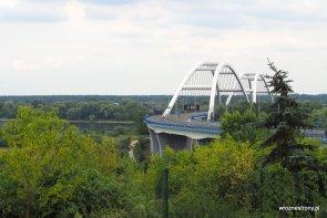 Nowy most drogowy w Toruniu