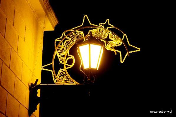 dekoracje świąteczne w Toruniu