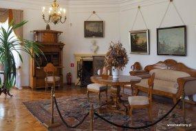 Wnętrze - Muzeum Mickiewicza