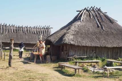 Centrum Słowian i Wikingów - atrakcje Wyspy Wolin