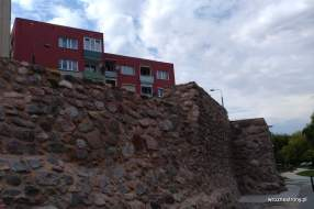 Mury miejskie w Barlinku