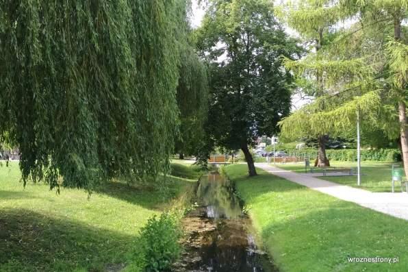 Park w Barlinku