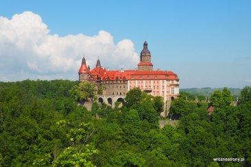 Zamek Książ, Wałbrzych, Dolny Śląsk