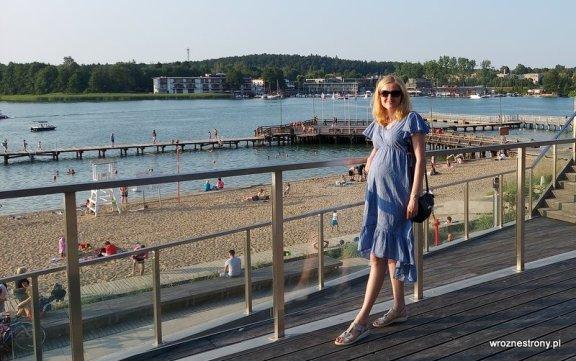 Kąpielisko nad Jeziorem Ukiel w Olsztynie