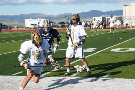West Ranch Lacrosse Falls to the Palisades