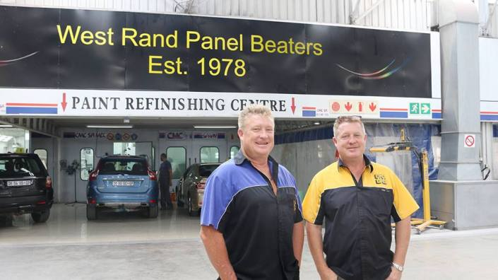 Accreditation West Rand Panel Beaters.