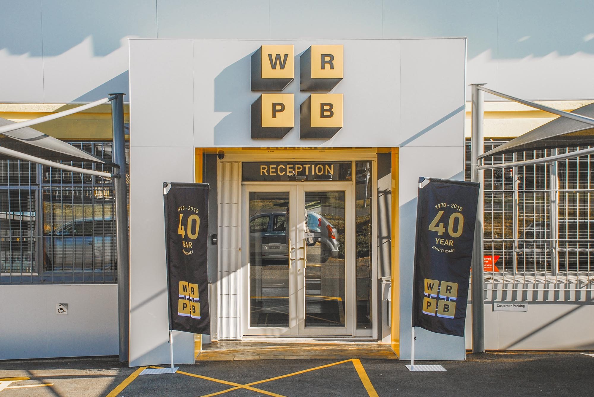 West Rand Panel Beaters celebrating 40 years in business anniversary