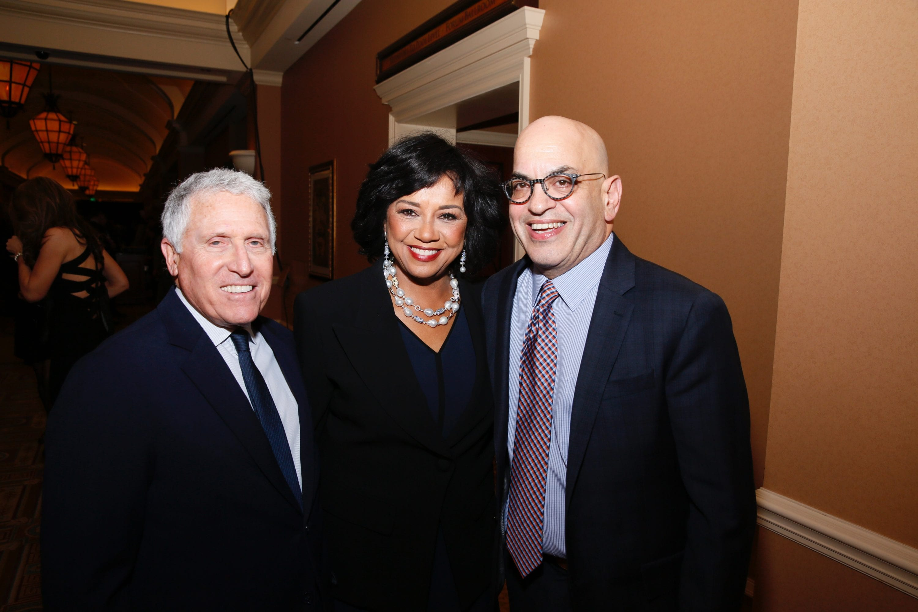 Pioneer of the Year Dinner honoring Cheryl Boone Isaacs  at CinemaCon 2017