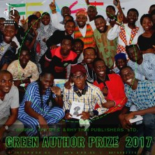 GREEN AUTHOR PRIZE (GAP) 2017...