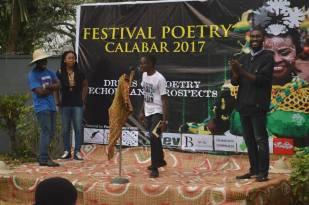FESTIVAL POETRY CALABAR 2018