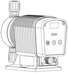 ML Series Solenoid Driven Dosing Pumps